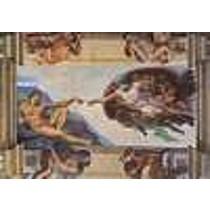 Michelangelo, La creazione dell'uomo 6000 dílů