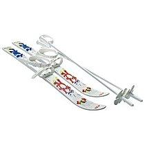 Dětské lyže plastové - Kluzky 80 cm