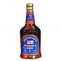 Rum z Pusser\'s Navy Rum