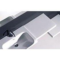 Odkladná deska 52x35,5 cm lesk - Inka - 341804