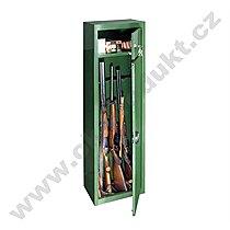 Bezpečnostní schránka na zbraně GUN 5