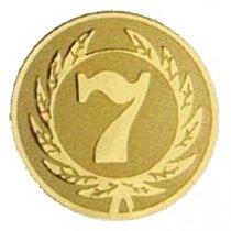 Emblém 7. místo