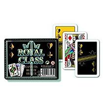 Canasta Royal class v plastové krabičce