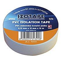 Izolační páska PVC 15/10m