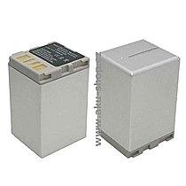 OEM aku baterie pro JVC GZ-MG67 stříbrná 3300mAh