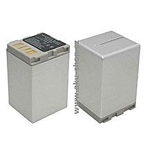 OEM aku baterie pro JVC GZ-MG27US stříbrná 3300mAh