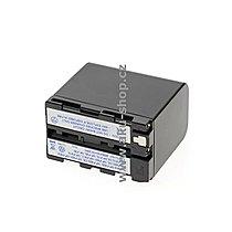 OEM aku baterie pro Video Sony Typ NP-F20 4500mAh