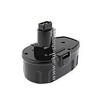 OEM aku baterie pro Dewalt Typ 9036 (středový kontakt) 3000mAh NiMH