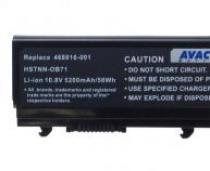 HP Pavilion DV3000 serie Li-ion 10,8V 5200mAh