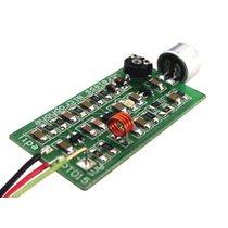 PT015 Bezdrátový mikrofon miniaturní SMD (stavebnice TIPA)