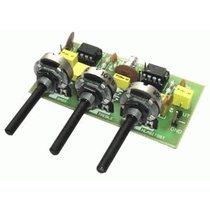 PT007 Kytarový a mikrofonní korekční zesilovač (stavebnice TIPA)