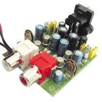 PT014 Předzesilovač pro gramofon s magnetodynamickou přenoskou (stavebnice TIPA)