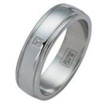 Prsten s briliantem RSDM04
