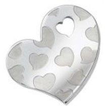 Přívěsek srdce PSLW05