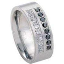 Prsten se zirkony RSCL14