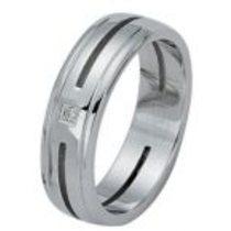 Prsten s briliantem RSDM02