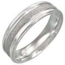 Prsten chirurgická ocel L047
