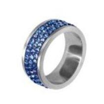 Prsten Swarovski RSSW03 sapphire