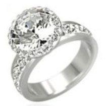 Zásnubní prsten Swarovski RSSW07