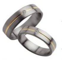 Snubní prsteny MAR102