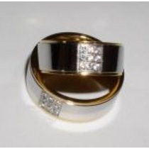 Snubní prsteny MAR108