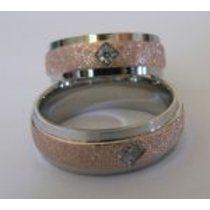 Snubní prsteny XY055