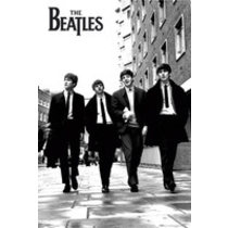 POSTERS BEATLES in london plakát 61 x 91 cm