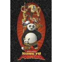 POSTERS KUNG FU PANDA characters plakát 61 x 91 cm
