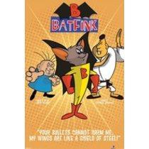 POSTERS BATFINK oranžová plakát 61 x 91 cm