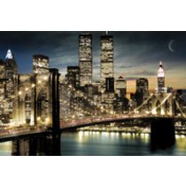 POSTERS MANHATTAN lights plakát 91 x 61 cm