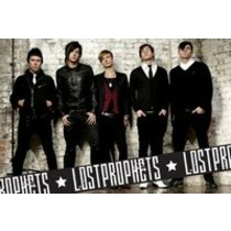 POSTERS LOST PROPHETS white wall plakát 91 x 61 cm