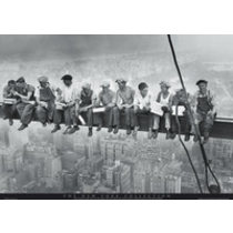 POSTERS MEN ON GIRDER new york plakát 91 x 61 cm