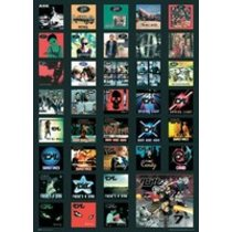 POSTERS ASH covers plakát 61 x 91 cm