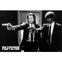 POSTERS PULP FICTION guns plakát 91 x 61 cm