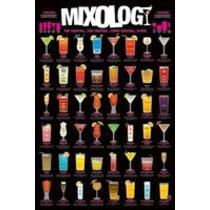 POSTERS MIXOLOGY plakát 61 x 91 cm