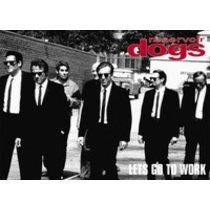 POSTERS RESERVOIR DOGS plakáty