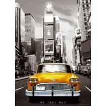 POSTERS NEW YORK taxi 1 plakáty