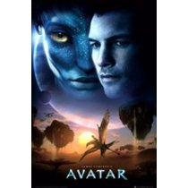 POSTERS AVATAR limited ed. one sheet sun plakát 61 x 91 cm