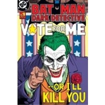 POSTERS BATMAN joker vote for me plakát 61 x 91 cm
