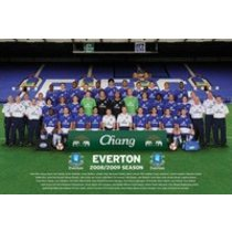 POSTERS EVERTON team plakát 91 x 61 cm