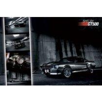 POSTERS EASTON shelby gt 500 plakát 91 x 61 cm
