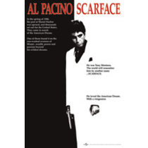 POSTERS SCARFACE movie plakát 61 x 91 cm