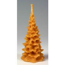 PLEVA Svíčka ze včelího vosku - strom velký