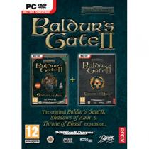 Baldur's Gate 2: Shadows of Amn & Throne of Bhaal (PC)