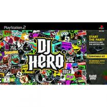 DJ Hero + mixážní pult (PS2)