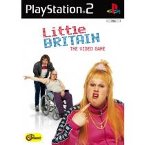 Little Britain: The Video Game (PS2)