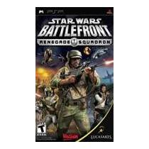 Star Wars: Battlefront 3 - Renegade Squadron (PSP)