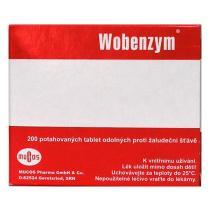 Mucos Pharma Wobenzym (200 dražé)