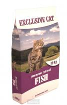 Delikan Cat Exclusive Fish 10 kg