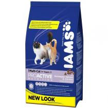 IAMS Cat Multicat Chicken / Salmon 3 kg
